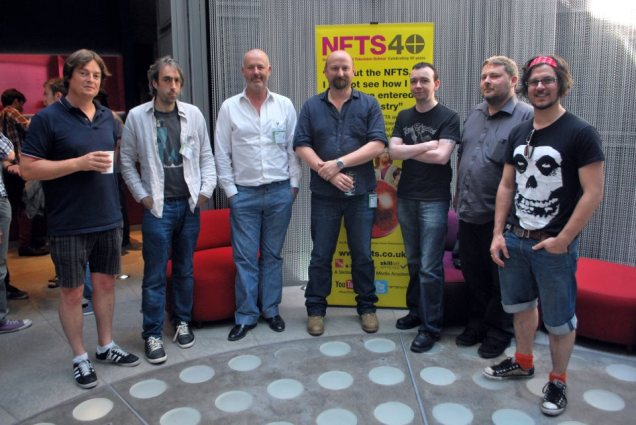 Rupert Preston, Paul Hyett, Simon Oakes, Neil Marshall, James Moran, Ben Wheatley, Corin Hardy