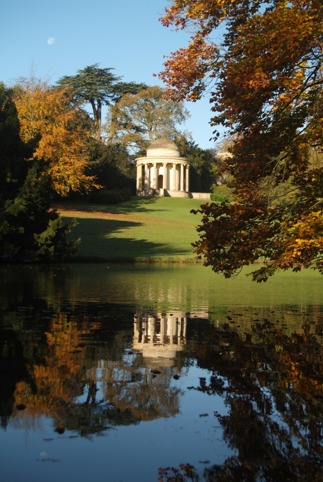 Autumn Colours at Stowe